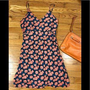 Croton Du Monde | Spaghetti Strap Floral Dress